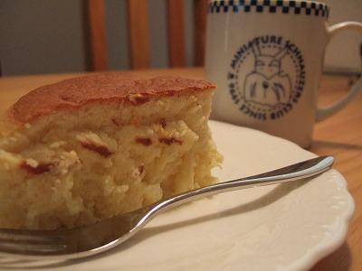 マゼランのチーズケーキ